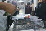 Polda Jambi tahan dua tersangka pembakaran surat suara