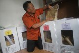 KPU kekurangan surat suara saat PSU di Pelalawan
