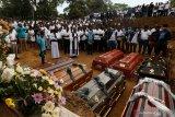 Keluarga kaya pelaku serangan bom Sri Lanka