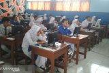 Kota Sukabumi baru tiga SMP laksanakan UNBK mandiri