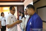 Puluhan mahasiswa ikuti pelatihan peduli AIDS