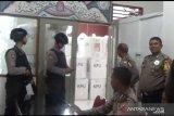 Polres Pasaman Barat tambah personel jaga kotak suara di PPK