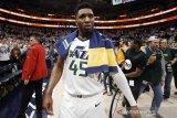 Utah Jazz jadikan kegagalan melewati Rockets bahan bakar kesuksesan