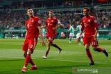 Muenchen lewati Bremen menuju final