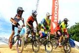 Sigi raih medali emas cabang balap sepeda BMX Porprov 2019