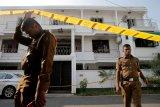 Polisi Sri Lanka tangkap tiga orang dalam rahazia di Kolombo