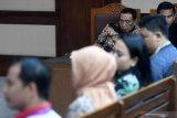 Uang untuk pejabat Kemenpora atas perintah asisten pribadi Menpora, kata Sekjen KONI
