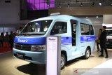 Suzuki tampilkan sejumlah mobil modifikasi