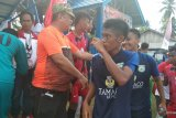 Porprov - Taklukkan Morowali 3-0, Parimo harap raih emas  cabang sepak bola
