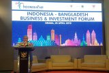 Kerjasama merdagangan Indonesia-Bangladesh berbuah manis