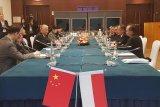 Indonesia-China sepakati kerja sama riset teknologi kereta cepat