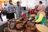 Festival kuliner Jajal Jajanan Sleman menampilkan puluhan makanan khas