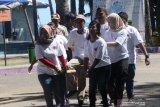 BPBD NTT gelar simulasi penanggulangan bencana di Pantai Lasiana