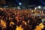 Perwira Polri penabrak tiga mahasiswa dicopot dari jabatan