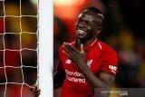 Penyerang Liverpool Mane capai 20 gol, Klopp tak kaget