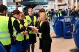 Aksi mogok pilot Maskapai SAS batalkan ratusan penerbangan