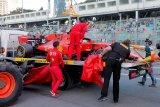 Leclerc merasa bersalah buang kesempatan raih