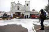 PM India kunjungi gereja Sri Lanka, janjikan dukungan setelah serangan