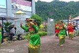 Warga binaan unjuk kemampuan seni di Hari Bhakti Pemasyarakatan (video)