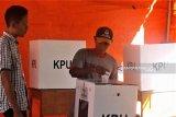 Warga Noelbaki di Kupang Tengah antusias ikut PSU