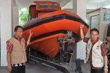 BPBD Sulut menggelar latihan evakuasi mandiri bencana alam