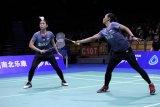 Della/Rizki gagal ke final Kejuaraan Asia 2019