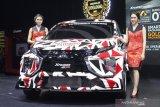 Mitsubishi tampilkan Xpander AP4, mobil penumpang untuk balap reli