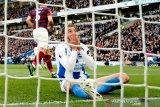 Brighton menahan imbang Newcatle United 1-1