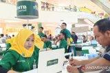 Persetujuan KPR Bank NTB Syariah dalam pameran capai  Rp173,89 miliar