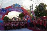Ribuan pelari ikuti