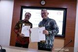 PT Askrindo kerjasama PT Semen Tonasa manfaatkan asuransi kredit perdagangan