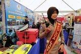 Peringatan Hari Kartini, Polwan sulap suasana layanan SIM dan Samsat keliling jadi unik