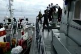 KRI Tjiptadi-381 diprovokasi kapal pengawas ikan Vietnam di laut Natuna