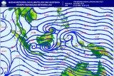 Hujan lebat-angin kencang berpotensi terjadi di Lampung
