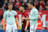 Liga Jerman - Munchen gagal perlebar jarak dengan Dortmund