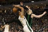 Boston Celtics bungkam tuan rumah Bucks 112-90