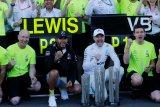Mercedes cetak sejarah kemenangan dalam empat balapan beruntun