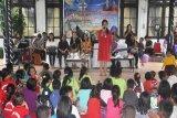 1.060 Anak Sekolah Minggu rayakan Paskah di Rujab Bupati Kapuas