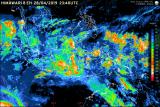 BMKG : Waspadai hujan lebat disertai petir di Lampung