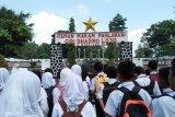Tanamkan nilai kesetiakawanan, Dinsos Kota Magelang ajak siswa ziarah ke TMP
