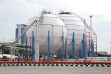 Cadangan gas alam cair Indonesia 135,55 TSCF