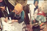 Batik sisiak ikan equator ikon baru Pasaman