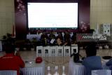 Pleno KPU Minahasa Tenggara diawali interupsi Parpol