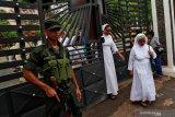 Arab Saudi sarankan warganya tinggalkan Sri Lanka