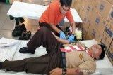 Antisipasi kekurangan stok, PMI Kota Magelang gelar
