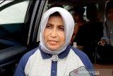 Rahma semangati para buruh saat may day