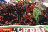 Buruh Batam tuntut penetapan Upah Minimum Sektoral