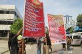 Menurut pekerja, manajemen PT Freeport Indonesia terancam dipidana