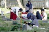 Tempat Pemakaman Islam ramai dikunjungi jelang Ramadhan
