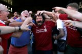 Fans bikin ulah di Barcelona, bos Liverpool geram